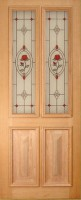 Red Jewell Frost Door Panels